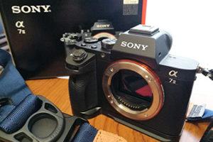 【レビュー】SONY(ソニー) α7IIを購入!もうミラーレスで十分かも【ブログ】